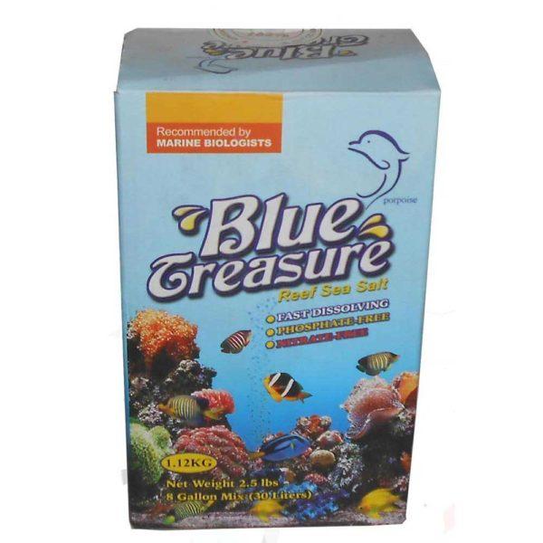 Kg Near Me >> Blue Treasure Marine Salt 1 12 Kg Reef Salt